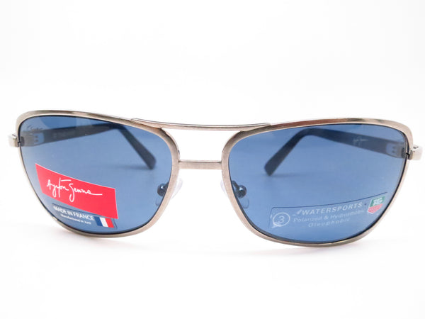 Tag Heuer TH 0981 Senna 401 Gunmetal/Blue Polarized Sunglasses - Eye Heart Shades - Tag Heuer - Sunglasses - 2