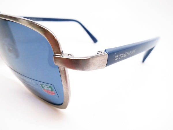 Tag Heuer TH 0981 Senna 401 Gunmetal/Blue Polarized Sunglasses - Eye Heart Shades - Tag Heuer - Sunglasses - 3