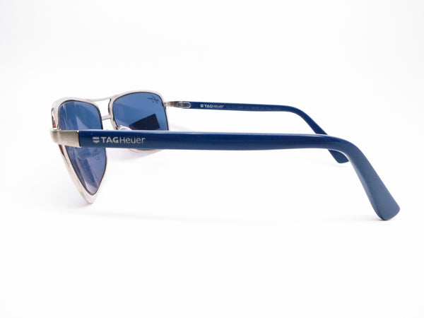 Tag Heuer TH 0981 Senna 401 Gunmetal/Blue Polarized Sunglasses - Eye Heart Shades - Tag Heuer - Sunglasses - 5