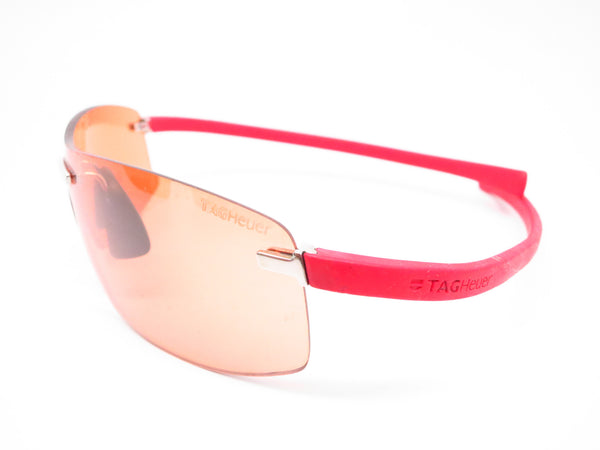 Tag Heuer TH 3521 004 Red Panorama Wide Sunglasses - Eye Heart Shades - Tag Heuer - Sunglasses - 1
