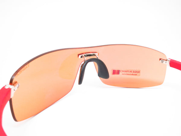 Tag Heuer TH 3521 004 Red Panorama Wide Sunglasses - Eye Heart Shades - Tag Heuer - Sunglasses - 6