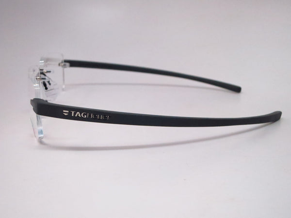 Tag Heuer TH 3942 005 Black Gunmetal Reflex 3 Rimless Eyeglasses - Eye Heart Shades - Tag Heuer - Eyeglasses - 3