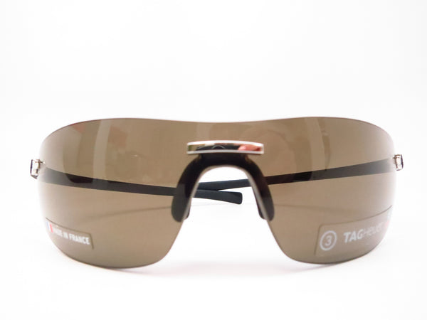 Tag Heuer TH 5101 Palladium/Black 201 Rimless Curve Sunglasses - Eye Heart Shades - Tag Heuer - Sunglasses - 2
