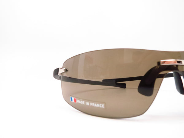 Tag Heuer TH 5101 Palladium/Black 201 Rimless Curve Sunglasses - Eye Heart Shades - Tag Heuer - Sunglasses - 4