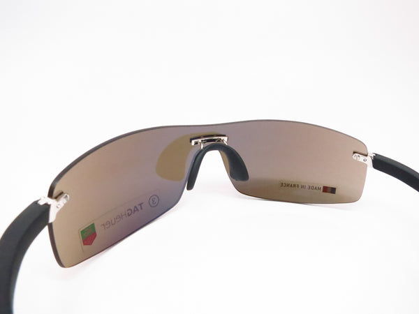 Tag Heuer TH 5101 Palladium/Black 201 Rimless Curve Sunglasses - Eye Heart Shades - Tag Heuer - Sunglasses - 6