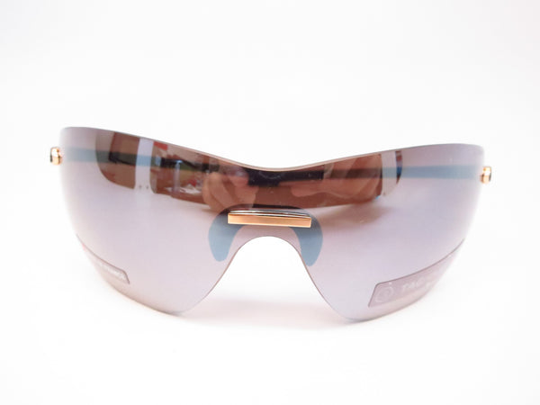 Tag Heuer TH 5109 203 Brown Rimless Curve Zenith Sunglasses - Eye Heart Shades - Tag Heuer - Sunglasses - 2