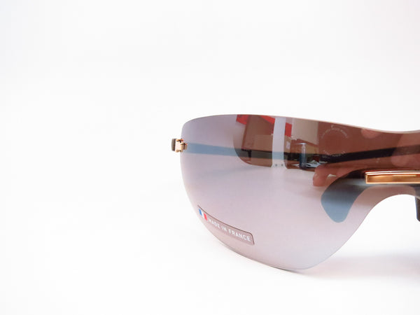 Tag Heuer TH 5109 203 Brown Rimless Curve Zenith Sunglasses - Eye Heart Shades - Tag Heuer - Sunglasses - 4