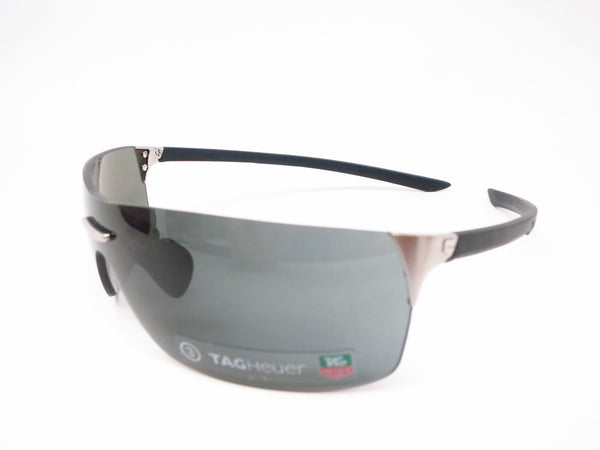 Tag Heuer TH 5502 Squadra 103 Black Rubber Sunglasses - Eye Heart Shades - Tag Heuer - Sunglasses - 1