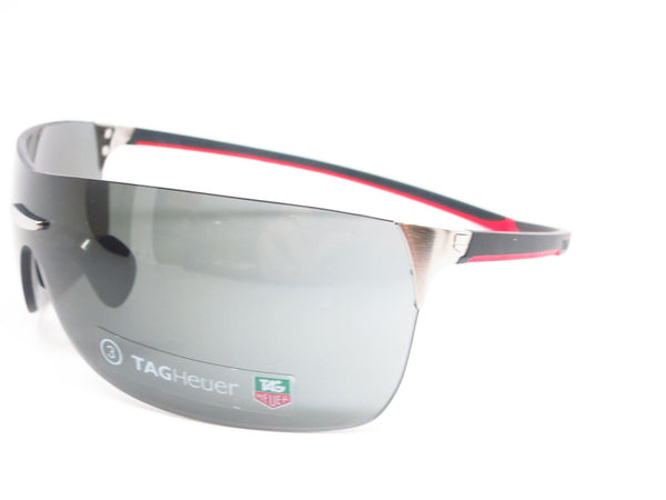 Tag Heuer TH 5503 Squadra 104 Red / Black Sunglasses - Eye Heart Shades - Tag Heuer - Sunglasses - 1