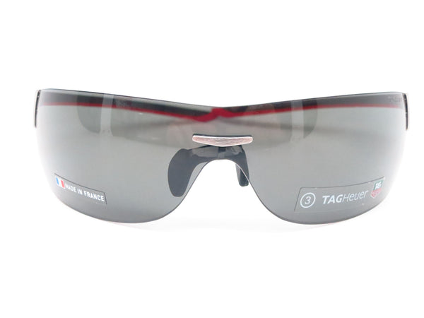 Tag Heuer TH 5503 Squadra 104 Red / Black Sunglasses - Eye Heart Shades - Tag Heuer - Sunglasses - 2