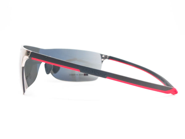 Tag Heuer TH 5503 Squadra 104 Red / Black Sunglasses - Eye Heart Shades - Tag Heuer - Sunglasses - 5