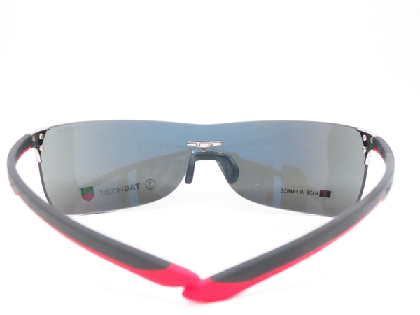 Tag Heuer TH 5503 Squadra 104 Red / Black Sunglasses - Eye Heart Shades - Tag Heuer - Sunglasses - 7