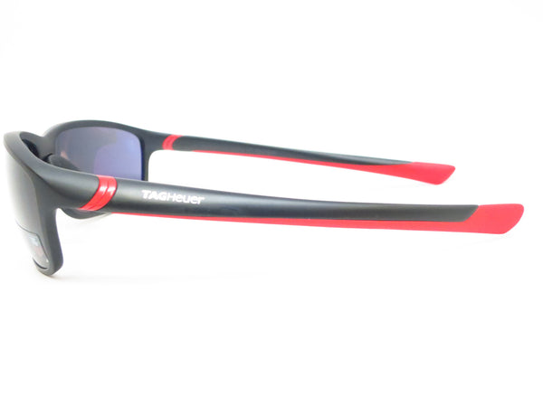 Tag Heuer TH 6021 102 Red/Matte Black 27 Sport Sunglasses - Eye Heart Shades - Tag Heuer - Sunglasses - 5