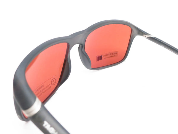 Tag Heuer 27 Urban TH 6042 Matte Black Translucent 212 Polarized Sunglasses - Eye Heart Shades - Tag Heuer - Sunglasses - 6