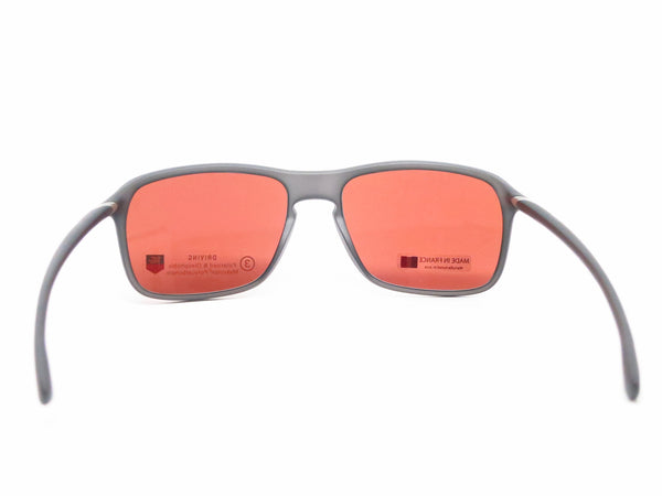 Tag Heuer 27 Urban TH 6042 Matte Black Translucent 212 Polarized Sunglasses - Eye Heart Shades - Tag Heuer - Sunglasses - 7