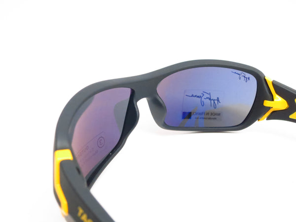 Tag Heuer TH 9202 105 Black/Yellow Racer Limited Edition Sunglasses - Eye Heart Shades - Tag Heuer - Sunglasses - 6