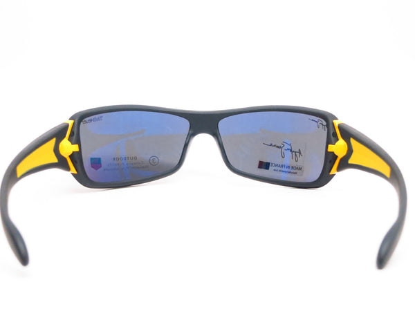 Tag Heuer TH 9202 105 Black/Yellow Racer Limited Edition Sunglasses - Eye Heart Shades - Tag Heuer - Sunglasses - 7