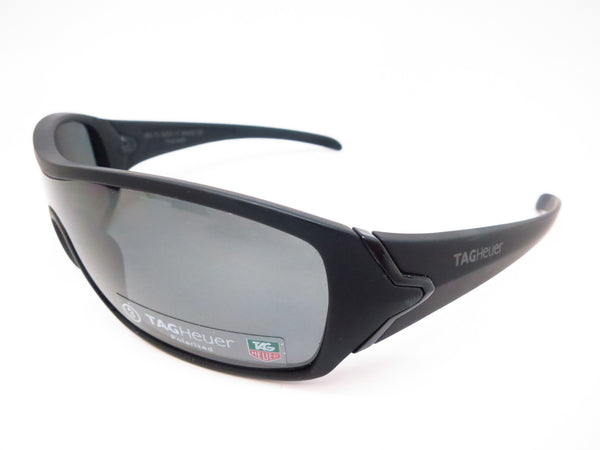 Tag Heuer TH 9206 Racer 111 Black Polarized Sunglasses - Eye Heart Shades - Tag Heuer - Sunglasses - 1