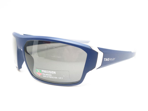Tag Heuer TH 9222 Racer 2 106 Blue/Grey Polarized Sunglasses - Eye Heart Shades - Tag Heuer - Sunglasses - 1