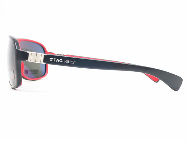 Tag Heuer TH 9303 Legend 102 Black / Red Polarized Sunglasses - Eye Heart Shades - Tag Heuer - Sunglasses - 5