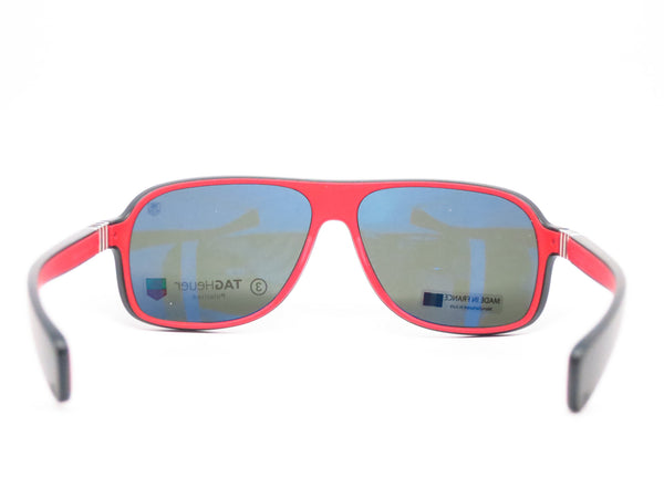 Tag Heuer TH 9303 Legend 102 Black / Red Polarized Sunglasses - Eye Heart Shades - Tag Heuer - Sunglasses - 7
