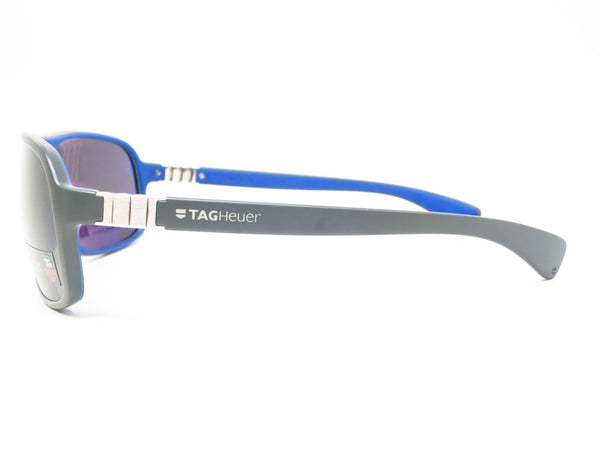 Tag Heuer TH 9303 Legend 103 Grey/Cobalt Blue Sunglasses - Eye Heart Shades - Tag Heuer - Sunglasses - 5