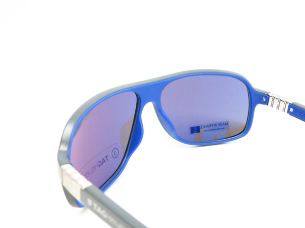 Tag Heuer TH 9303 Legend 103 Grey/Cobalt Blue Sunglasses - Eye Heart Shades - Tag Heuer - Sunglasses - 6