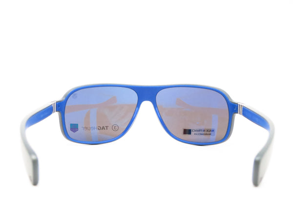 Tag Heuer TH 9303 Legend 103 Grey/Cobalt Blue Sunglasses - Eye Heart Shades - Tag Heuer - Sunglasses - 7