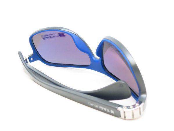 Tag Heuer TH 9303 Legend 103 Grey/Cobalt Blue Sunglasses - Eye Heart Shades - Tag Heuer - Sunglasses - 8