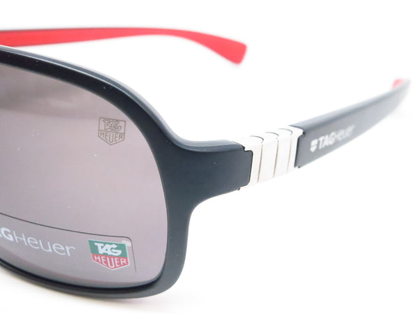 Tag Heuer TH 9303 Legend 112 Black / Red Sunglasses - Eye Heart Shades - Tag Heuer - Sunglasses - 3