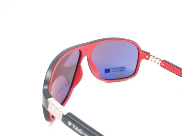Tag Heuer TH 9303 Legend 112 Black / Red Sunglasses - Eye Heart Shades - Tag Heuer - Sunglasses - 6