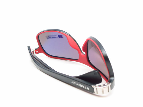 Tag Heuer TH 9303 Legend 112 Black / Red Sunglasses - Eye Heart Shades - Tag Heuer - Sunglasses - 8
