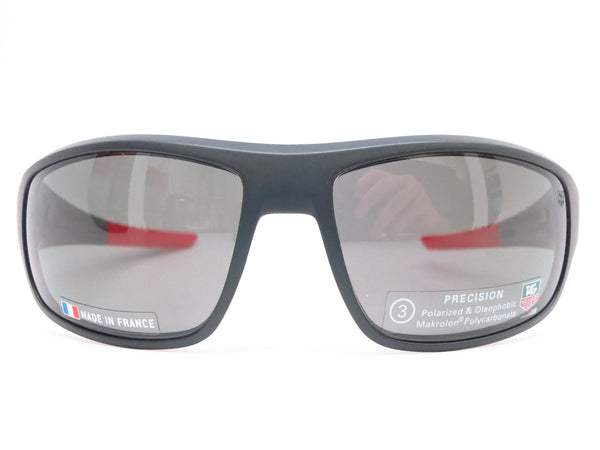 Tag Heuer TH 9221 Racer 2 901 Matte Black/Red Polarized Sunglasses - Eye Heart Shades - Tag Heuer - Sunglasses - 2