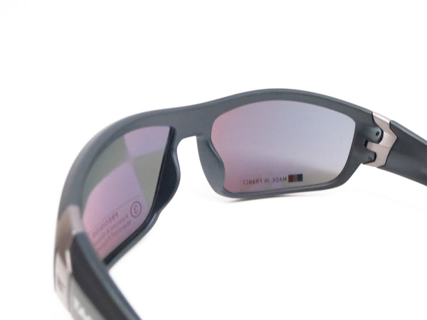 Tag Heuer TH 9221 Racer 2 901 Matte Black/Red Polarized Sunglasses - Eye Heart Shades - Tag Heuer - Sunglasses - 6