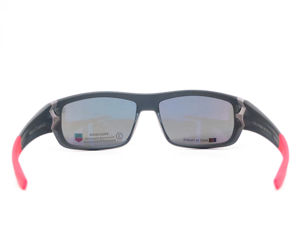 Tag Heuer TH 9221 Racer 2 901 Matte Black/Red Polarized Sunglasses - Eye Heart Shades - Tag Heuer - Sunglasses - 7