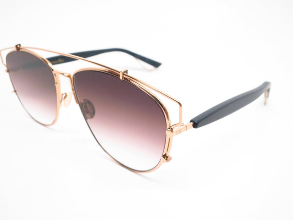 Dior Technologic RHL86 Gold / Black Sunglasses - Eye Heart Shades - Dior - Sunglasses - 1