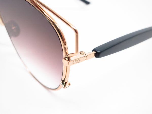 Dior Technologic RHL86 Gold / Black Sunglasses - Eye Heart Shades - Dior - Sunglasses - 3