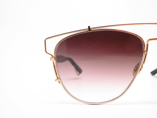 Dior Technologic RHL86 Gold / Black Sunglasses - Eye Heart Shades - Dior - Sunglasses - 4