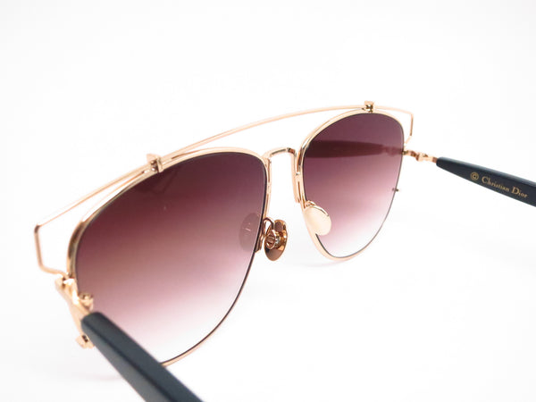 Dior Technologic RHL86 Gold / Black Sunglasses - Eye Heart Shades - Dior - Sunglasses - 6