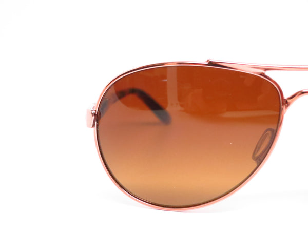 Oakley Tie Breaker OO4108-04 Rose Gold Polarized Sunglasses - Eye Heart Shades - Oakley - Sunglasses - 4