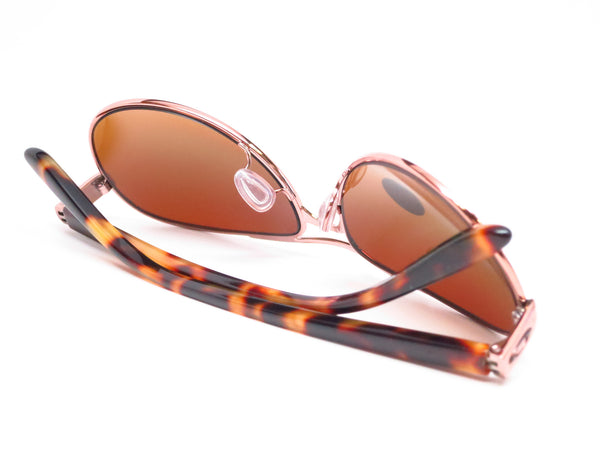 Oakley Tie Breaker OO4108-04 Rose Gold Polarized Sunglasses - Eye Heart Shades - Oakley - Sunglasses - 8