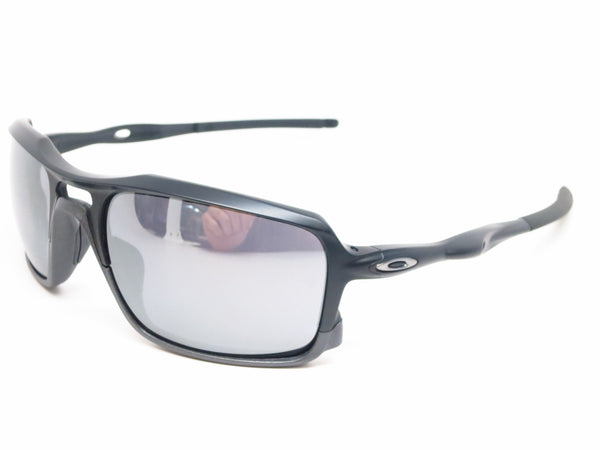 Oakley Triggerman OO9266-01 Matte Black Sunglasses - Eye Heart Shades - Oakley - Sunglasses - 1