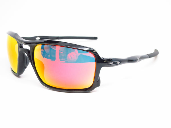 Oakley Triggerman OO9266-03 Polished Black Sunglasses - Eye Heart Shades - Oakley - Sunglasses - 1