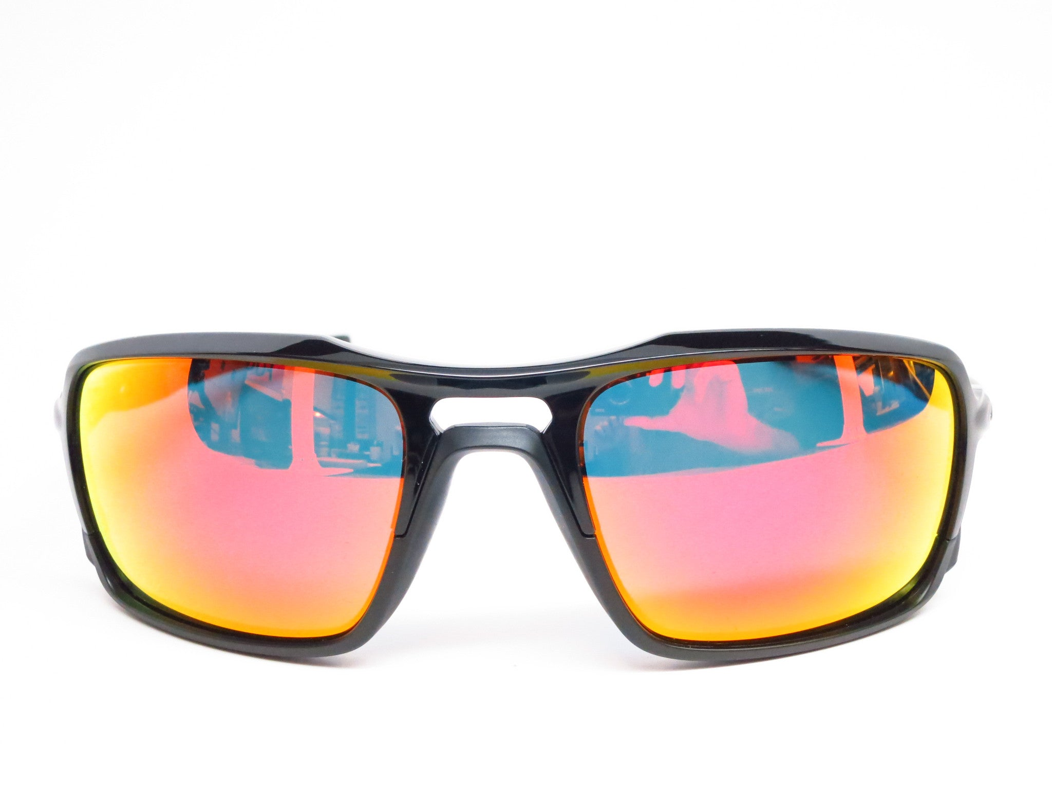 042ddf73f3 ... Oakley Triggerman OO9266-03 Polished Black Sunglasses - Eye Heart  Shades - Oakley - Sunglasses ...