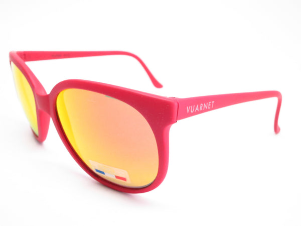 Vuarnet VL 0002 Matte Red 0015 0130 Legends Sunglasses - Eye Heart Shades - Vuarnet - Sunglasses - 1