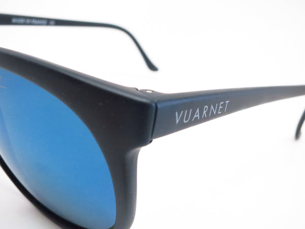 Vuarnet VL 0002 Matte Black 0017 3126 Legends Sunglasses - Eye Heart Shades - Vuarnet - Sunglasses - 3