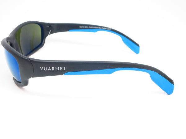 Vuarnet VL 0113 Matte Black Blue 0014 3126 Sunglasses - Eye Heart Shades - Vuarnet - Sunglasses - 5
