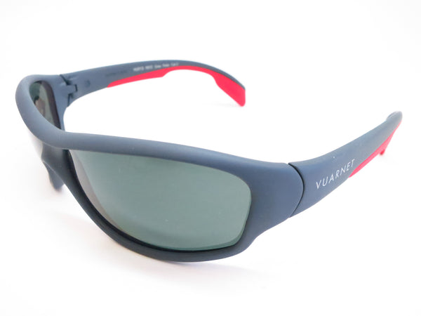 Vuarnet VL 0113 Matte Grey Red 0015 1622 Polarized Sunglasses - Eye Heart Shades - Vuarnet - Sunglasses - 1