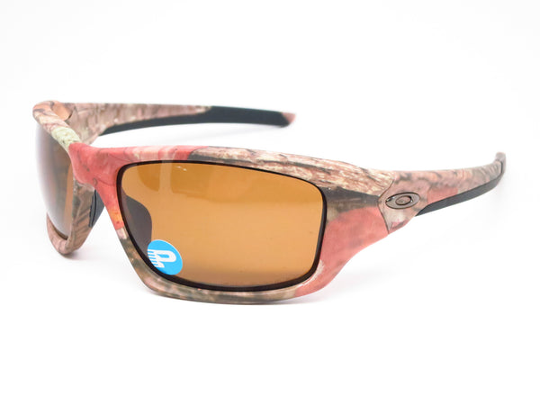 Oakley Valve OO9236-25 Woodland Camo Polarized Sunglasses - Eye Heart Shades - Oakley - Sunglasses - 1