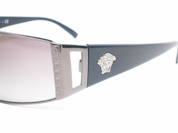 Versace VE 2021 Gunmetal 1001/11 Gunmetal Sunglasses - Eye Heart Shades - Versace - Sunglasses - 3